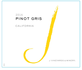 J Vineyards & Winery, Pinot Gris
