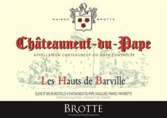 Châteauneuf-du-Pape Les Hauts de Barville (2017)