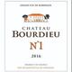 Château Bourdieu, Blaye Côtes de Bordeaux N°1 (2019)