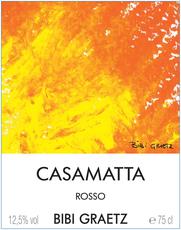 Bibi Graetz, Toscana Casamatta Rosso