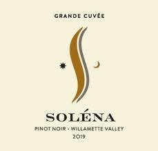 Soléna Cellars, Willamette Valley Pinot Noir Grande Cuvée