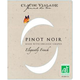 Claude Vialade, Pinot Noir