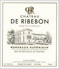 Château de Ribebon, Bordeaux Supérieur