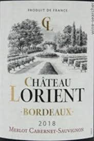 Château Lorient, Bordeaux (2018)