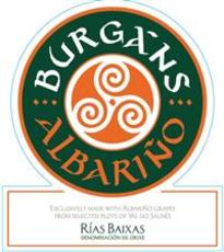 Burgans, Rías Baixas Albariño