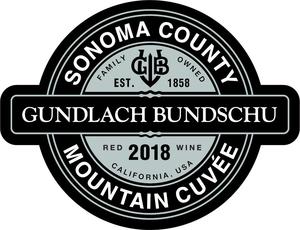 Gundlach Bundschu, Mountain Cuvée Red