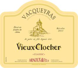 Vieux Clocher, Vacqueyras