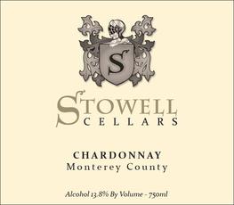 Stowell Cellars, Chardonnay