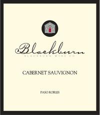 Blackburn Wines, Cabernet Sauvignon (2018)