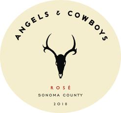 Angels & Cowboys, Rosé Sonoma County (2020)