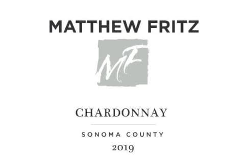 Matthew Fritz, Chardonnay Sonoma County (2019)