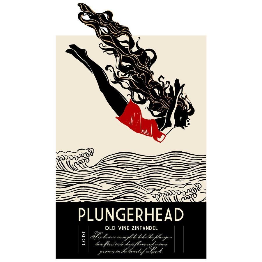 Plungerhead Wines, Zinfandel Old Vine