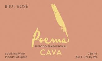 Poema, Cava Brut Rosé