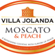 Villa Jolanda, Moscato & Peach