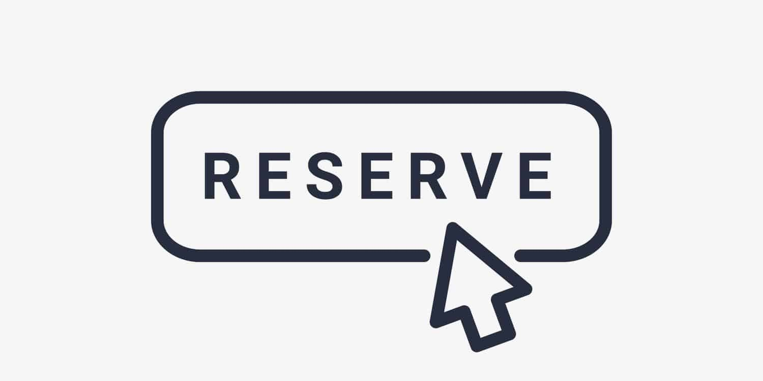 Events: Reservations