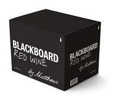 Matthews Winery, Blackboard