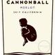 Cannonball, Merlot (2017)