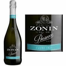 Zonin , Prosecco Cuvée 1821
