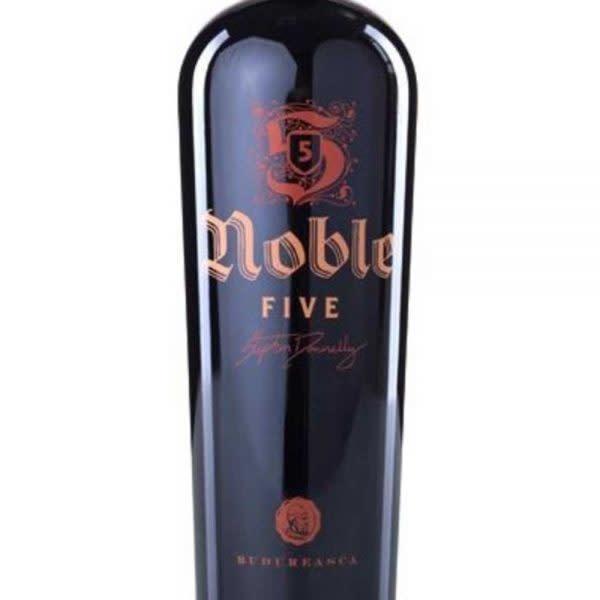 Budureasca, Noble Five Red Wine