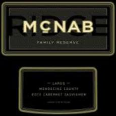McNab Ridge Winery, Family Reserve Cabernet