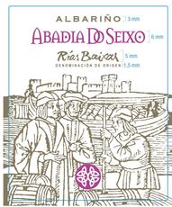 Abadia Do Seixo, Rías Baixas Albariño (2020)