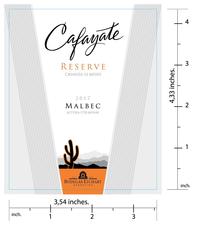 Cafayate, Malbec Reserve (2019)