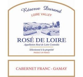 Reserve Durand, Rosé de Loire  (2020)