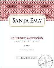 Santa Ema, Cabernet Sauvignon Reserva
