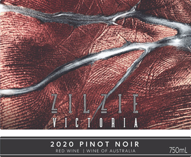 Zilzie Wines, Pinot Noir (2020)