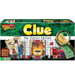Clue - The Classic Edition