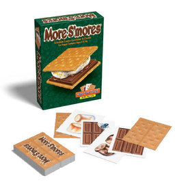 More S'mores Card Game