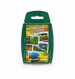 National Parks Top Trumps Card Game