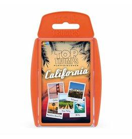 Top Trumps California Card Game