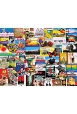 I Love California Jigsaw Puzzle