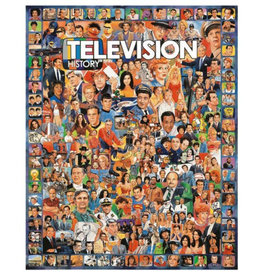 Tevision History Jigsaw Puzzle