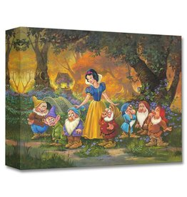 Among Friends - Disney Treasure On Canvas