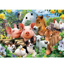 Farm Friends Puzzle