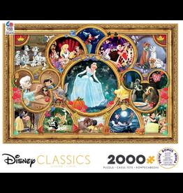 DISNEY Disney Classics 2000 Piece Puzzle