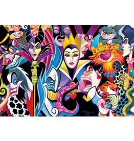 DISNEY Disney Villains - 2000pc Jigsaw Puzzle