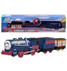 THOMAS THE TANK ENGINE Track Master Lorenzo & Beppe