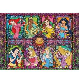DISNEY Disney Fine Art Princess Collage - 1000pc Jigsaw Puzzle