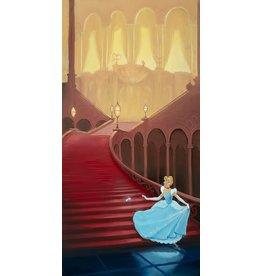 DISNEY At The Stroke of Midnight - Disney Treasure On Canvas