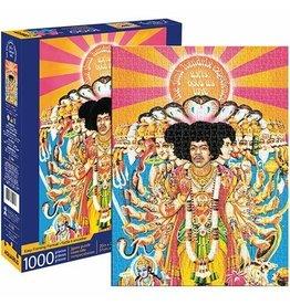 Jimi Hendrix Axis 1,000-Piece Puzzle