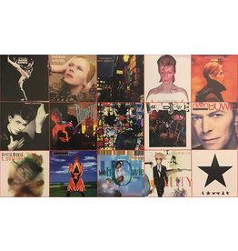 David Bowie Albums Jigsaw Puzzle