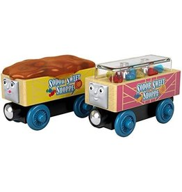 THOMAS THE TANK ENGINE Thomas & Friends Candy Cars