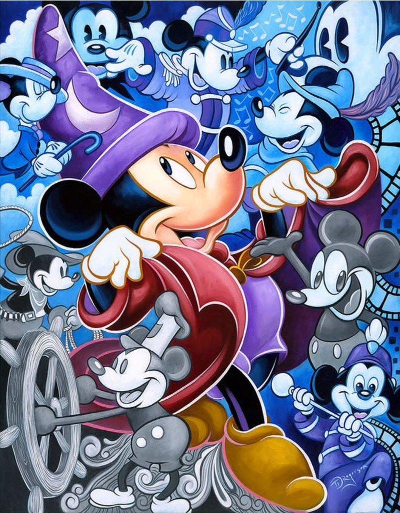 DISNEY Celebrate The Mouse - Disney Treasure On Canvas