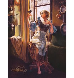 DISNEY Cinderella's New Day - Disney Treasure On Canvas