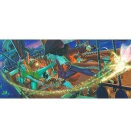 DISNEY Clash For Neverland - Disney Treasure On Canvas