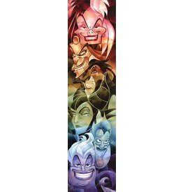 DISNEY Colors of Evil - Disney Treasure On Canvas