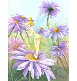 DISNEY Delicate Petals - Disney Treasure On Canvas